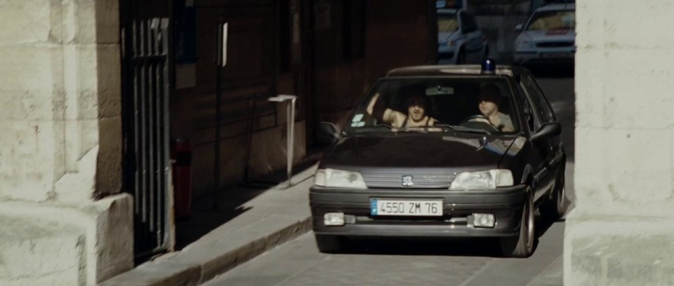 1992 peugeot 106 xsi s rie 1 in banlieue 13 for Interieur 106 xsi