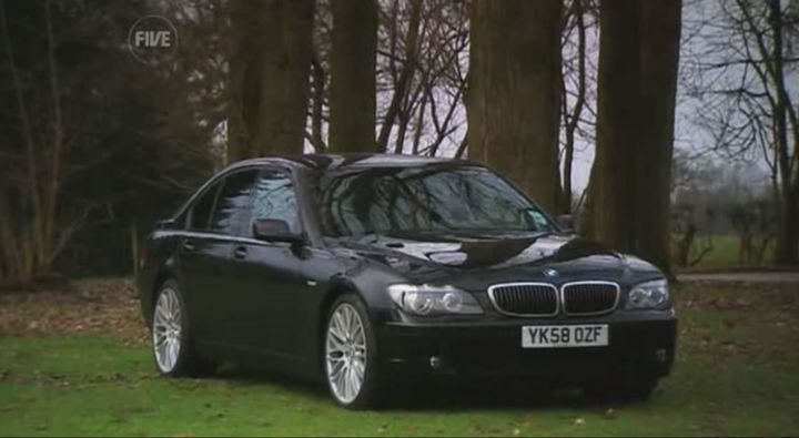 2008 bmw 730d sport e65 in fifth gear 2002 2015. Black Bedroom Furniture Sets. Home Design Ideas