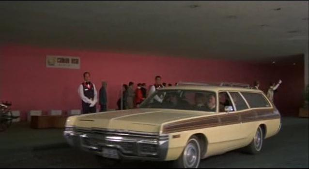 Imcdb Org 1973 Dodge Monaco In Quot Bring Me The Head Of