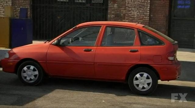 Imcdb Org  1997 Ford Aspire In  U0026quot It U0026 39 S Always Sunny In