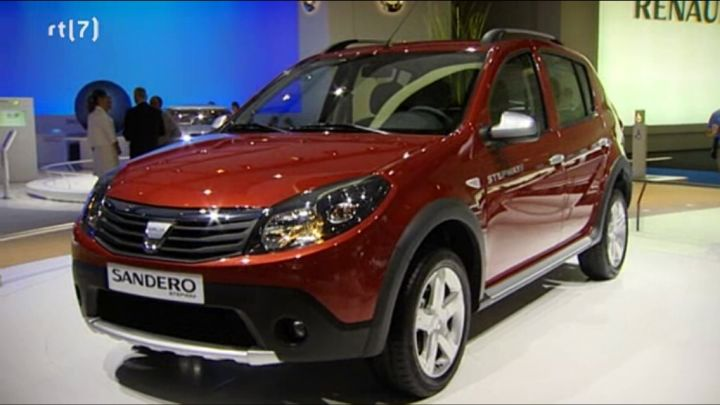 2009 dacia sandero stepway series i b90 in rtl autowereld 2002 2018. Black Bedroom Furniture Sets. Home Design Ideas