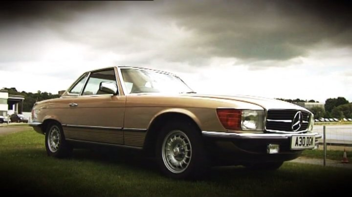 1983 Mercedes-Benz 280 SL [R107]
