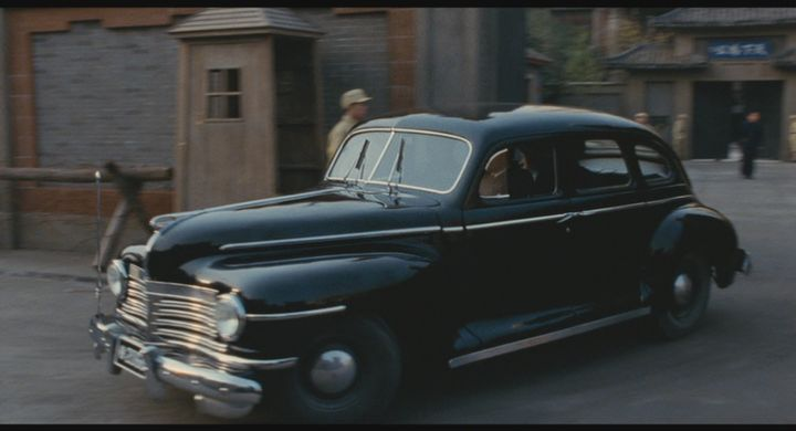 1942 Plymouth De Luxe Four Door Sedan [P-14-S]