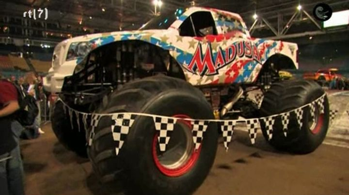 Imcdb Org Custom Made Monster Truck Madusa In Quot Rtl