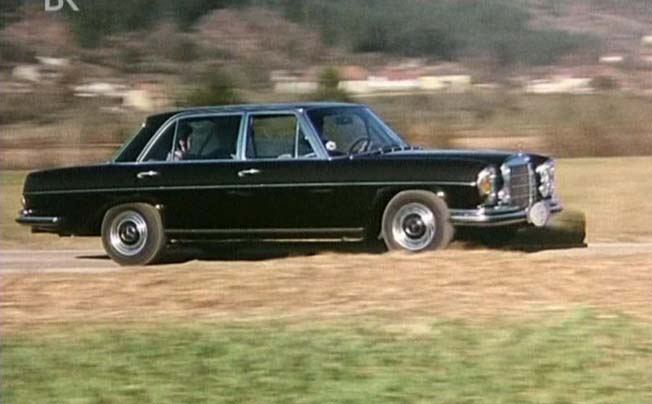 1970 Mercedes-Benz 300 SEL 3.5 [W109]