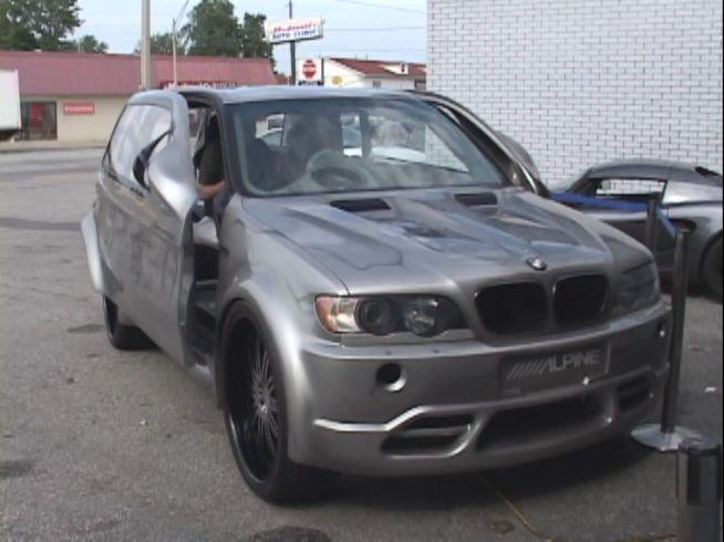 Custom BMW X5
