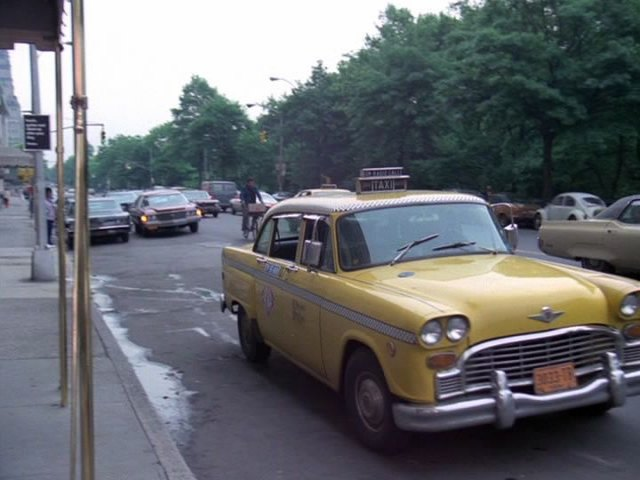 1972 Checker Taxicab [A11]