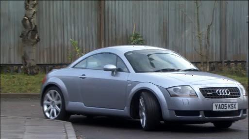 Audi TT Quattro Sport (2005)