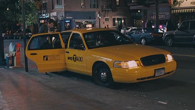 2006 Ford Crown Victoria Commercial Taxi Package LWB [P70]