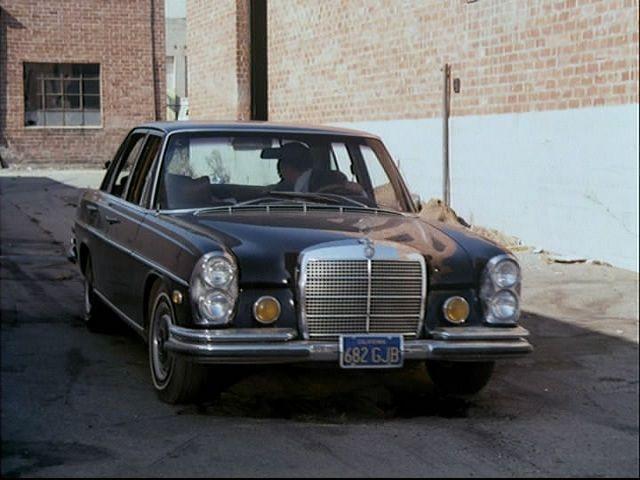 1973 mercedes benz 280 se 4 5 w108 in the. Black Bedroom Furniture Sets. Home Design Ideas