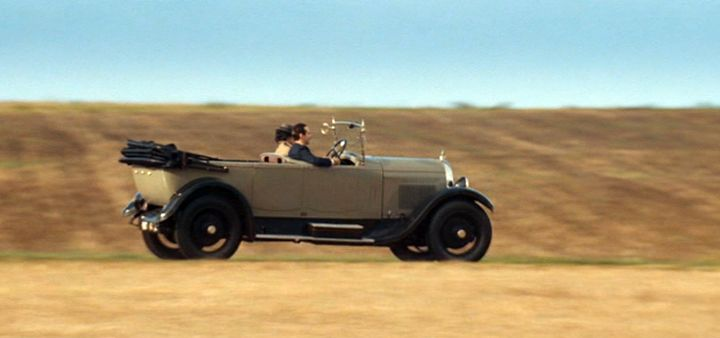 1930 Hotchkiss AM2 Torp�do