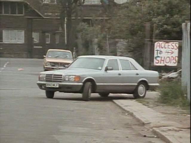 1984 mercedes benz 280 se w126 in dempsey. Black Bedroom Furniture Sets. Home Design Ideas