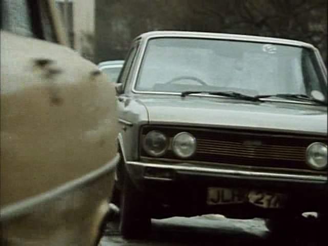 1974 Fiat 132 Gls 1800. 1975 Fiat 132 GLS 1800 2a