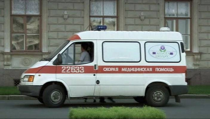 1998 Ford Transit Ambulance MkIII