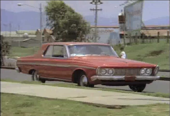 1963 Plymouth Sport Fury Two-Door Hardtop