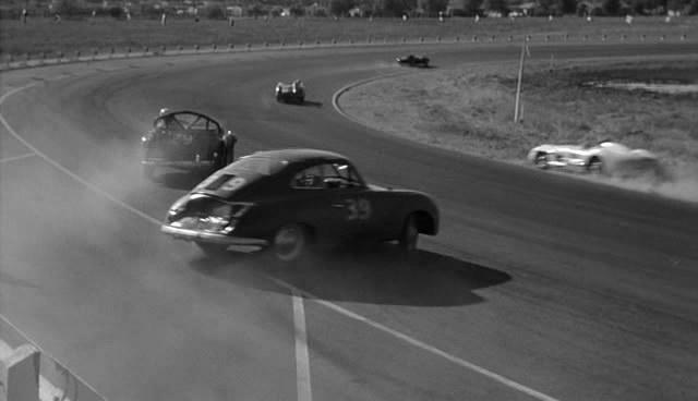 "IMCDb.org: Porsche 356 A In ""On The Beach, 1959"""