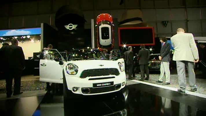 2010 MINI Countryman Cooper S [R60]