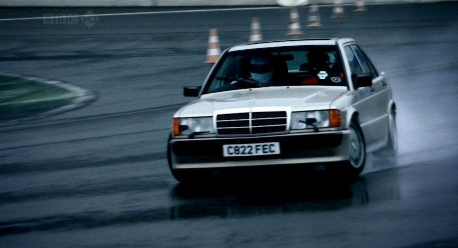 G cars mercedes benz 190e cosworth for Mercedes benz 190e cosworth