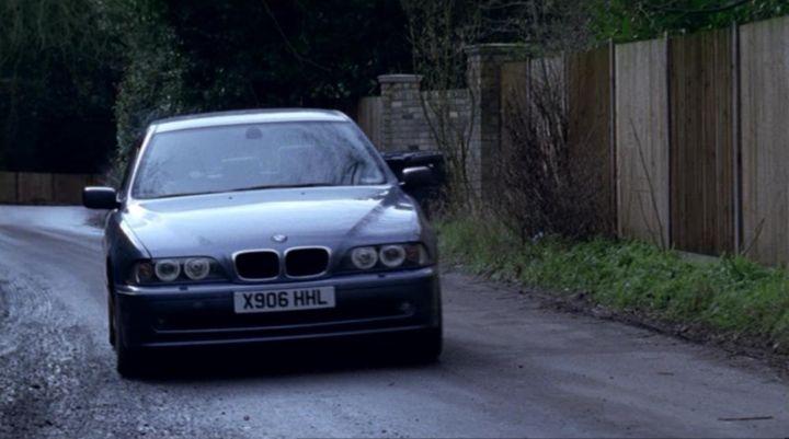 2000 BMW 530i SE [E39]