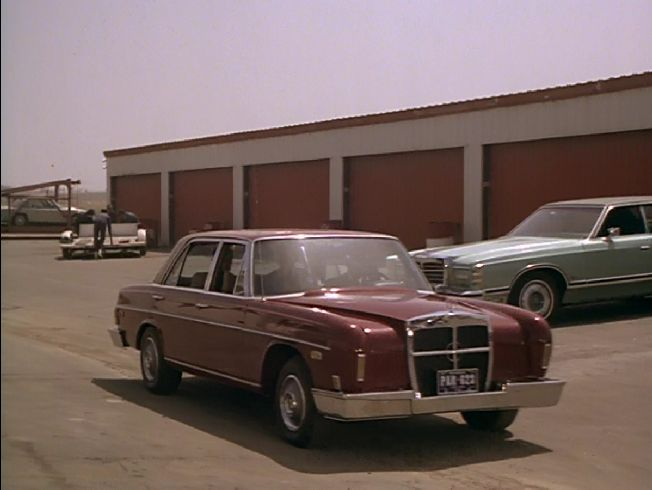 1968 mercedes benz 280 se customised w108 in. Black Bedroom Furniture Sets. Home Design Ideas