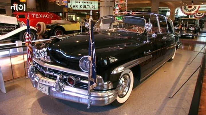 1950 Lincoln Cosmopolitan Custom Limousine Bubble Top Presidential Limousine by Dietrich