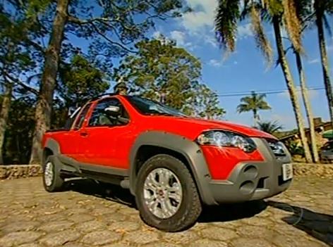 fiat strada adventure. 2009 Fiat Strada Adventure