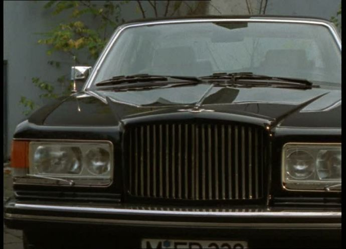 1982 Bentley Mulsanne Turbo