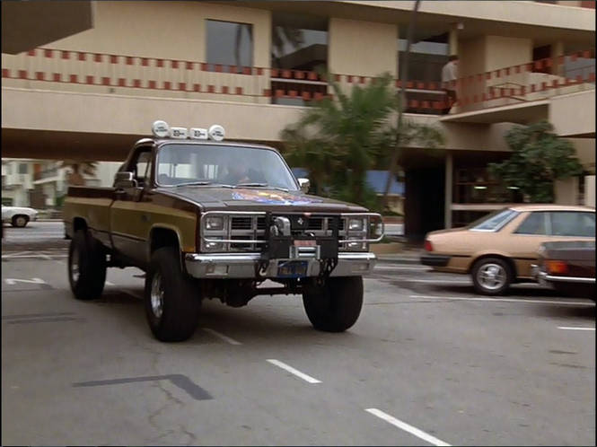 """IMCDb.org: 1981 Mazda 626 Coupe [CB] in """"The Fall Guy ..."""