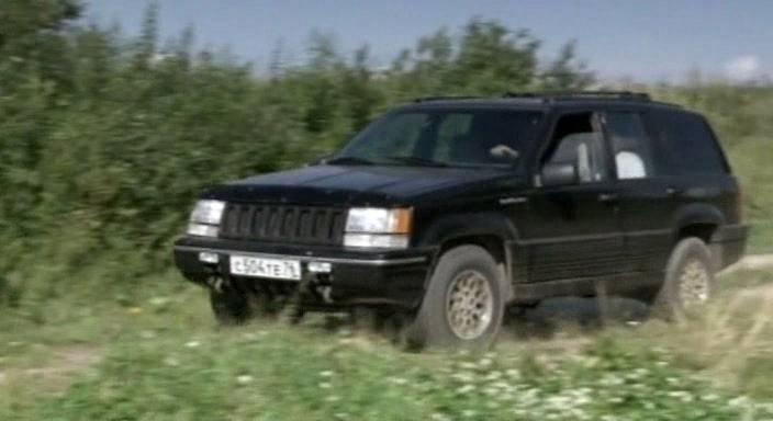 IMCDb.org: 1993 Jeep Grand Cherokee Laredo [ZJ] in Rookie