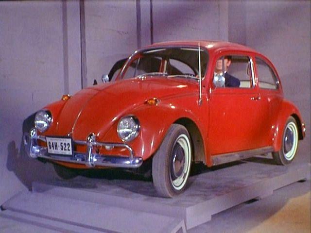 "IMCDb.org: 1967 Volkswagen Sedan 'Beetle' [Typ 1] in ""Get Smart, 1965-1970"""