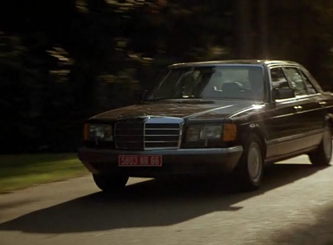 1986 mercedes benz 420 sel w126 in picasso for 1986 mercedes benz 420 sel