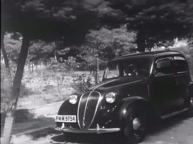 1937 Fiat 508 C Balilla 1100