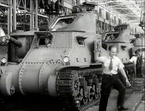 Chrysler M3 'Lee' Medium Tank