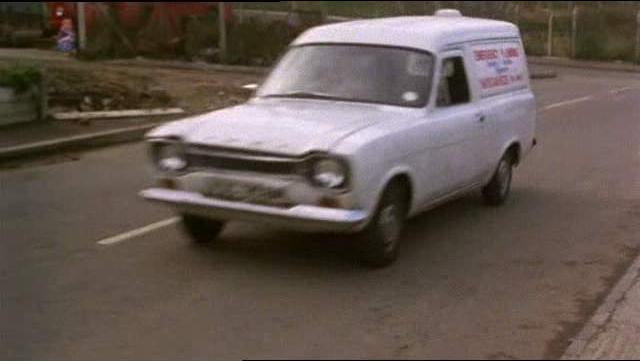 1973 Ford Escort Van MkI