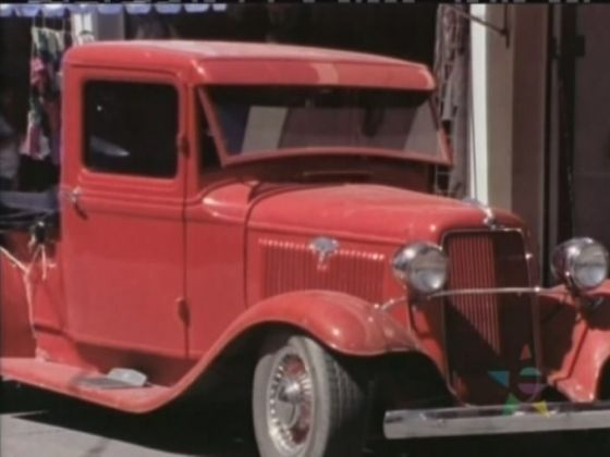 1933 Ford V8 ½-Ton Pick-Up [46]