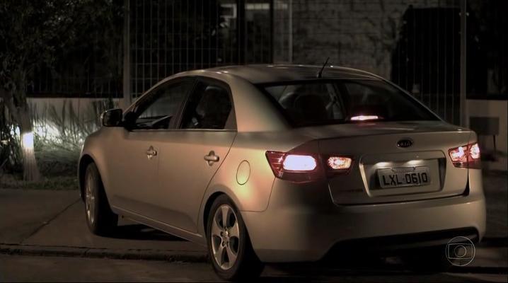 kia cerato 2011 sedan. 2011 Kia Cerato