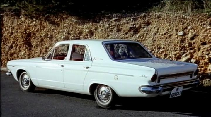 1963 Dodge Dart 4-Door Sedan