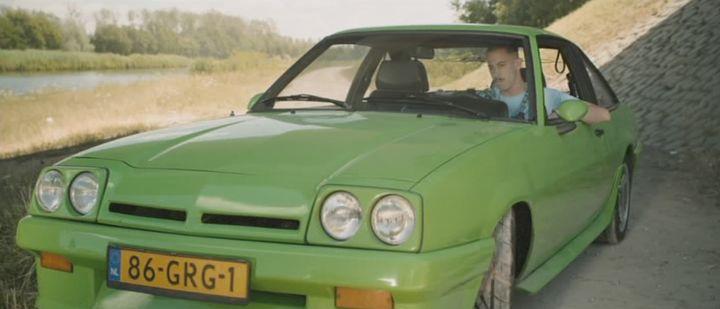 Volvo PV544 Sport Green Front