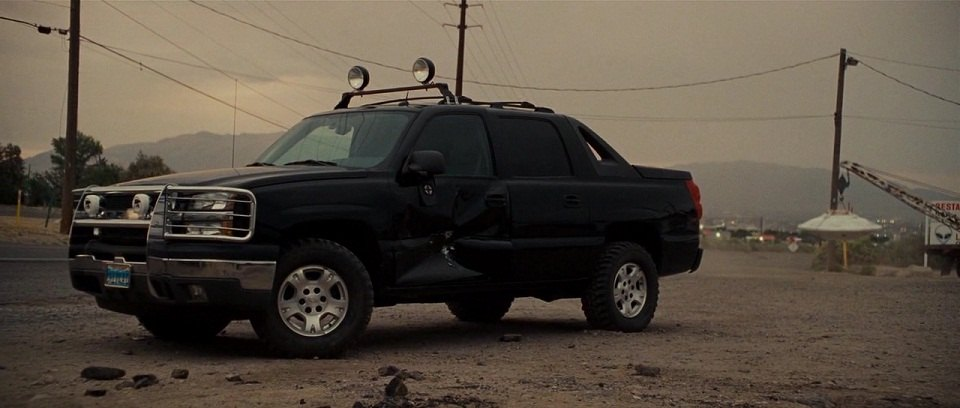 2003 Chevrolet Avalanche [GMT805]