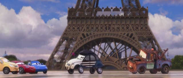 La voiture du film Cars 2 que vous aimeriez voir en miniature Mattel ! - Page 11 I407593