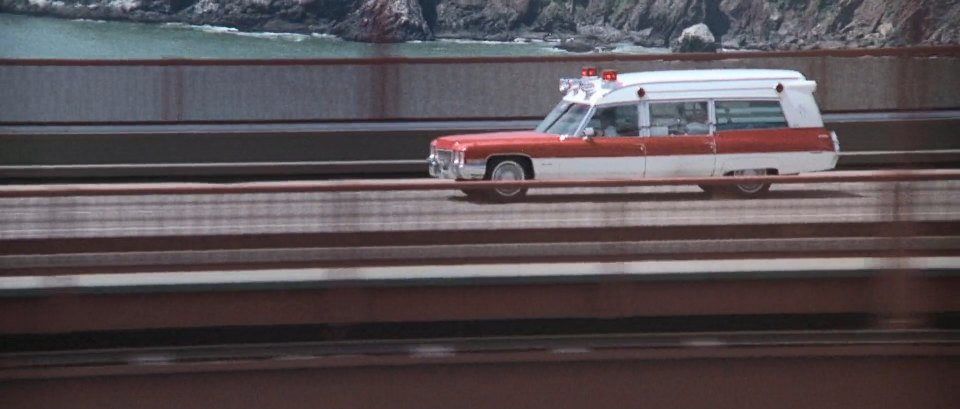 1971 Cadillac Ambulance