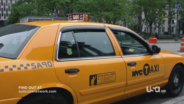 2011 Ford Crown Victoria Commercial Taxi Package LWB [P7A]