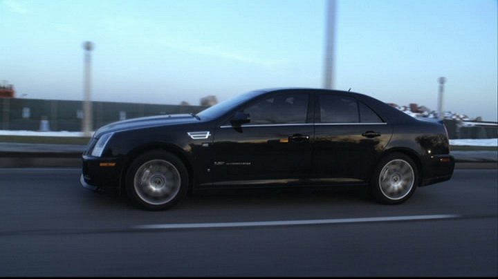 "Cadillac Cts V >> IMCDb.org: 2008 Cadillac STS-V in ""The Beast, 2009"""