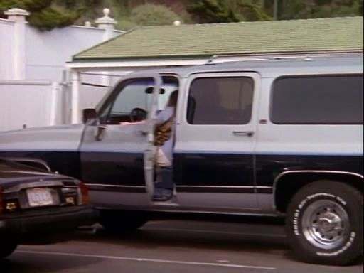 1989 Chevrolet Suburban (By Default)