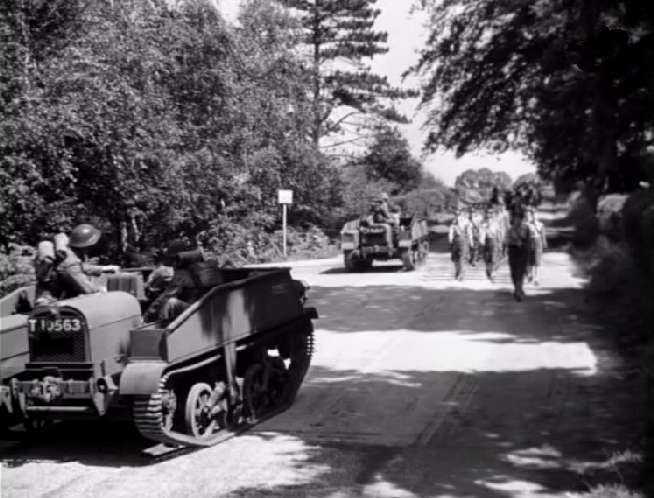 Ford Loyd Carrier Tracked Personnel Carrier