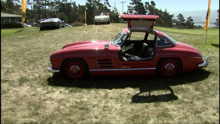 Mercedes-Benz 300 SL Gull Wing [W198]
