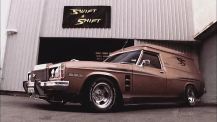1977 Holden Sandman [HZ]