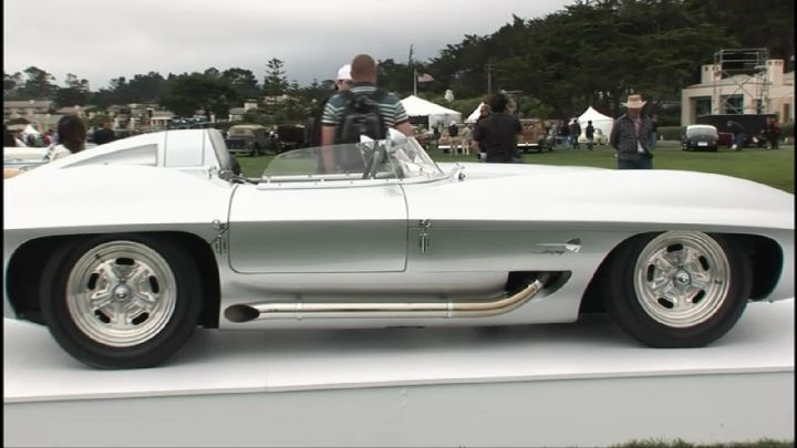 1959 Chevrolet Corvette XP-87 Stingray Racer