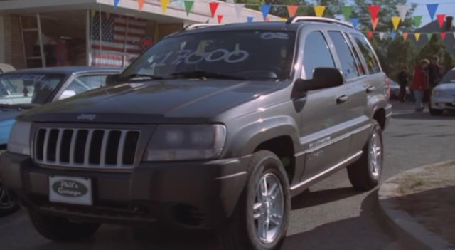 2004 Jeep Grand Cherokee Laredo [WJ]