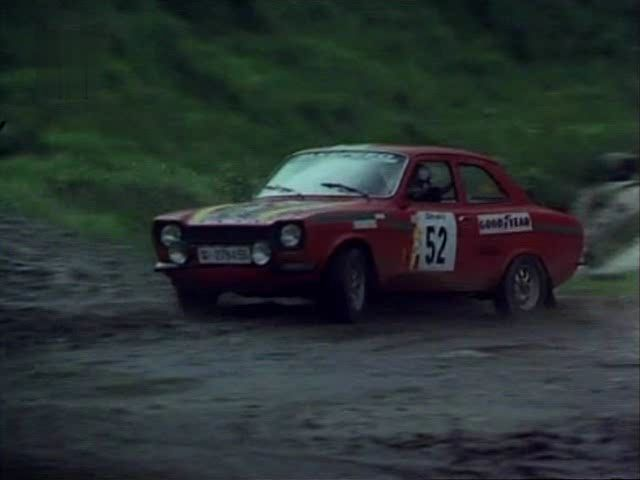1971 Ford Escort Mexico MkI